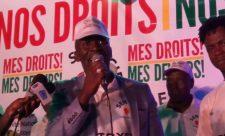 Guinée: le ministre Gassama Diaby à Hamdallaye (vidéo)